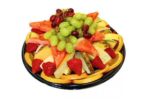 Tropical Fruit party tray